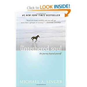 The Untethered Soul: The Journey Beyond Yourself Michael A. Singer