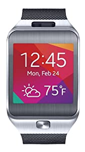 Samsung Gear 2 Smartwatch - Silver/Black (US Warranty)