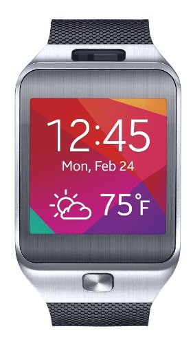 Samsung Gear 2 Smartwatch - Silver/Black
