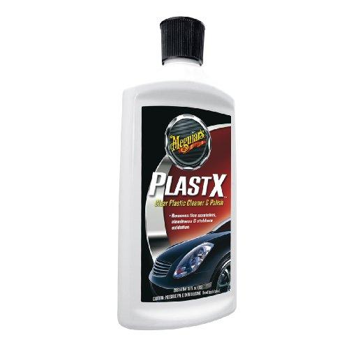 Meguiar's PlastX Clear Plastic Cleaner and Polish -10 oz.