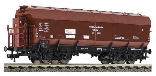 Fleischmann 5397 - Großraum-Güterwagen für Getreide, mit Bremserhaus
