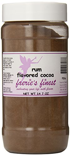 Faeries Finest Cocoa, Rum, 14.70 Ounce