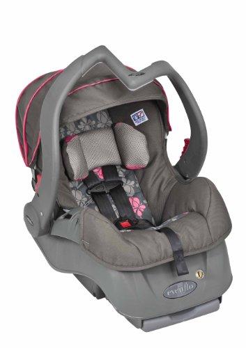 strollers reviews evenflo embrace lx infant car seat alahambra. Black Bedroom Furniture Sets. Home Design Ideas