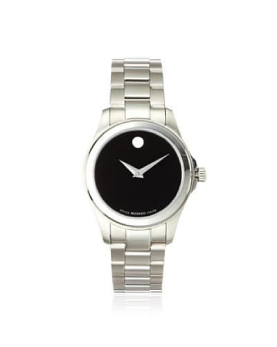 Movado Women's 605747 Junior Sport Stainless Steel Watch