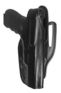 Gould  6 Goodrich Gould & Goodrich K340-Mp Double Retention Duty Holster (Black) at Sears.com
