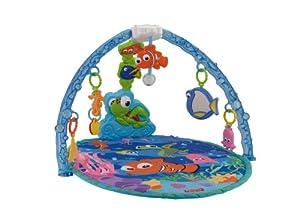 Mattel Fisher Price Y5591 - Gimnasio para bebé, diseño de Nemo por Mattel
