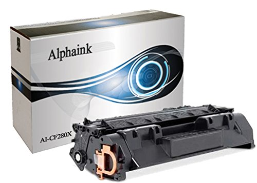 AI-CF280X Toner compatibile XL per HP AI-80X Laserjet Pro 400 M401A M401D M401DN M401DNE M401DW M401N MFP M425DN M425DW Resa 6900 copie al 5% di copertura
