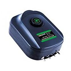 Sobo Aquarium Air Pump (SB-988) (Power-12W) 4X4L/MIN (4 OUTLET)