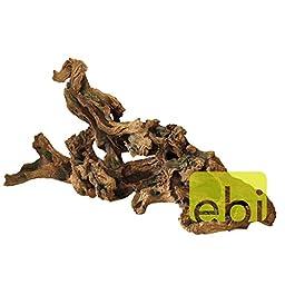 Aqua Della Driftwood, 88 x 22 x 44cm, Brown