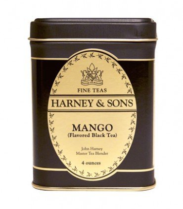Harney & Sons Mango Black Tea (4 Ounce)