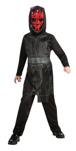 Star Wars, Darth Maul Complete Costume Dress Up Set