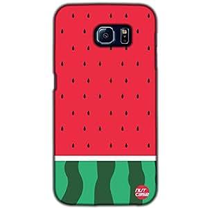 Designer Samsung Galaxy S6 G9200 Case Cover Nutcase -Watermelon Case