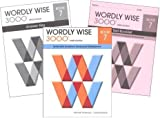 img - for Wordly Wise 3000 Grade 7 SET -- Student, Answer Key and Tests (Systematic Academic Vocabulary Development) book / textbook / text book