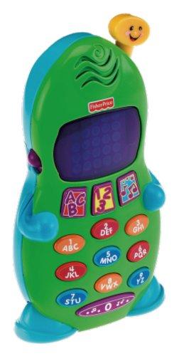 Mattel - Telefono Aprendizaje Fisher Price 21-2829G