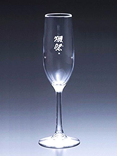 獺祭 フルートグラス 6個セット