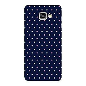 Gorgeous Colorful Dots Prints Back Case Cover for Galaxy A7 2016