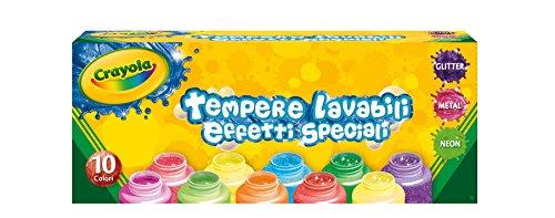 crayola-3937-10-tempere-lavabili-effetti-speciali-multicolore