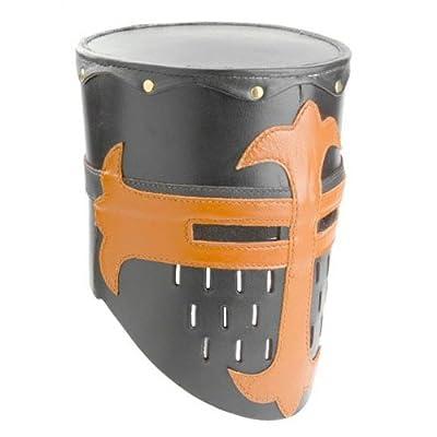 Replica Medieval Leather Knights Helmet