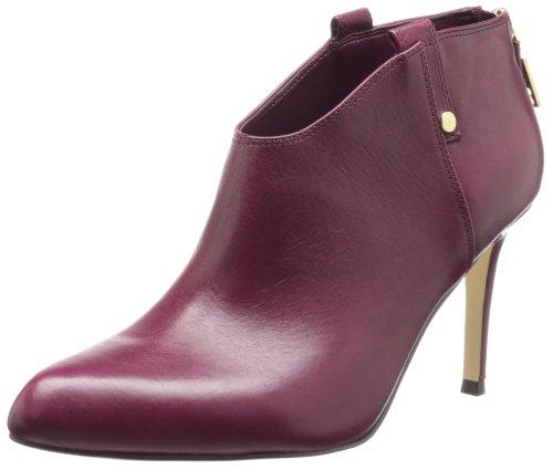 Ivanka Trump Women's Itjuno Ankle Boot,Red,9.5 M US