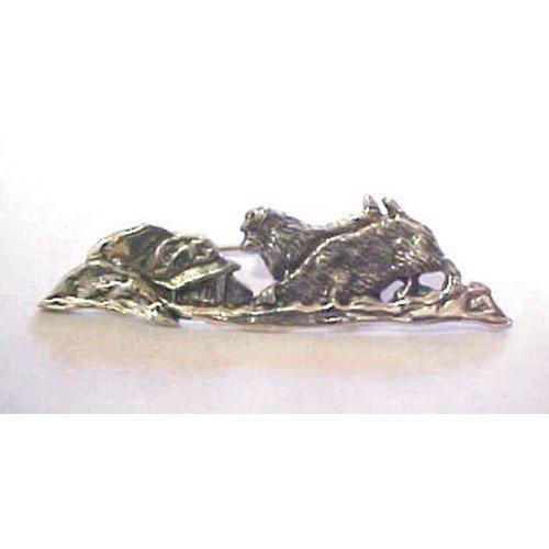 Norfolk Terrier Breed Origin Pin
