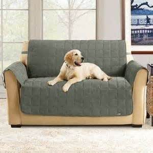 sure fit deluxe chair pet cover loden chair