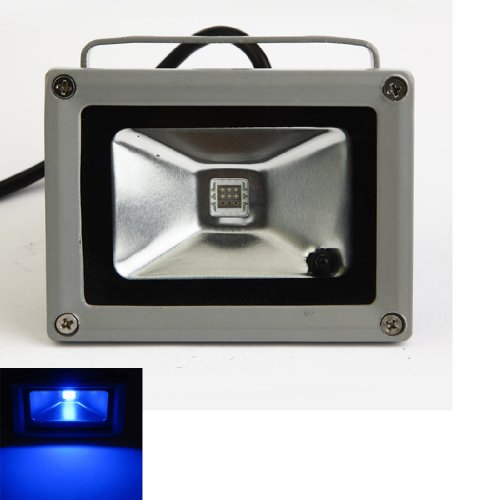 Blue Lighting 10W Ip65 Waterproof Outdoor Led Floodlight