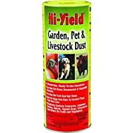 Hi-Yield Garden, Pet, And Livestock Dust-1LB GARDEN & PET DUST