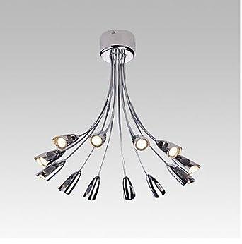 36w comtemporary led kronleuchter mit 12 lichter in. Black Bedroom Furniture Sets. Home Design Ideas