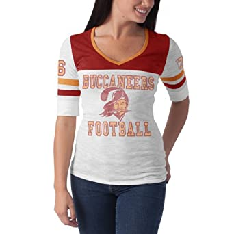 NFL Tampa Bay Buccaneers Ladies Debut Tee by