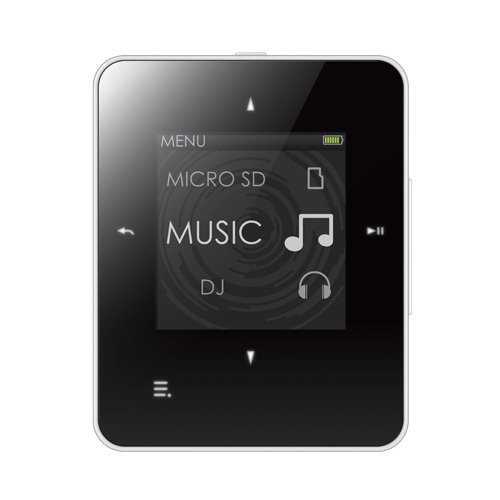 Creative ZEN Style M100 8 GB MP3 and Video Player (Black/White)