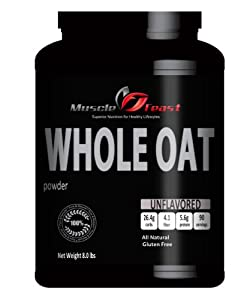 Whole Oat Powder 8 Pounds