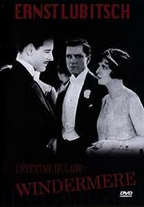 L'Eventail de Lady Windermere  (Film muet, Cartons Français)