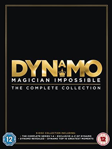 Dynamo - Magician Impossible: Series 1-4 [Edizione: Regno Unito]