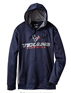 NFL Houston TEXANS Gridiron Midweight Pullover Hoodie ~ XL by G-III Sports