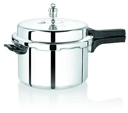Premier Netraa Aluminium 12 L Pressure Cooker (Outer Lid)