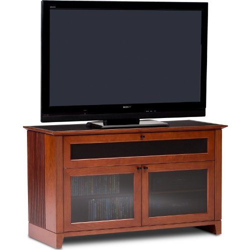 Cheap BDI Novia 8426 TV Stand Home Theater Cabinet 52″ – Cherry or Cocoa (8426NC)