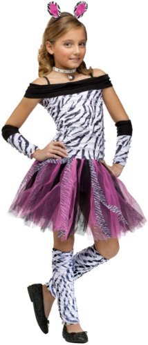 Zebra Dresses For Kids