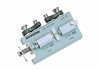 GW Instek LCR-09 4 Wire SMD/Chip Test Fixture for Meter