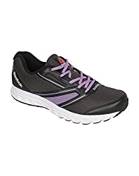 REEBOK Women EXPLORE RUN Black Running Shoes