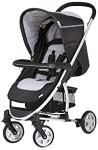 Hauck Malibu Stroller and Car Seat Adaptor, Black (Discontinued by Manufacturer)
