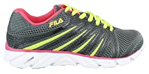 Fila Womens Fila Swyft Synthetic-And-Mesh Running Shoes