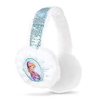 Disney Frozen Anna & Elsa Winter Plush Earmuffs