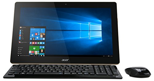 Acer Aspire AZ3-700-UR52 17.3-inch Full HD Touch All-in-One Portable Desktop (Windows 10...