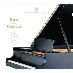 Bach on a Steinway