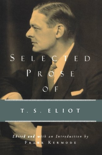 ts eliot selected essays 1917