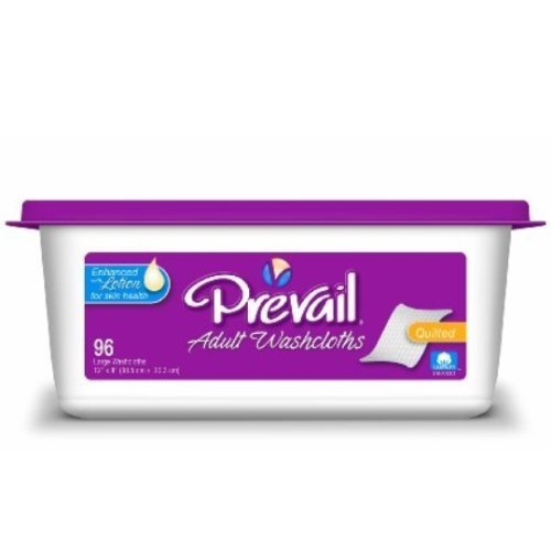 prevail-premium-cotton-washcloth-8x12-6-tubs-of-96-wipes-in-case-by-first-quality-hygienic-inc
