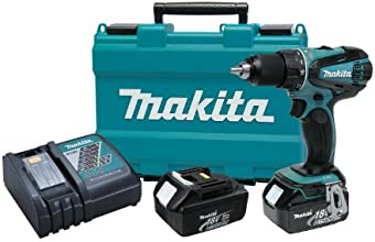 Makita XFD01 18V LXT Lithium-Ion Cordless 1/2 Inch Driver-Drill Kit