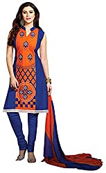 ZofianaFashions Women's Cotton Dress Material(GAL206)