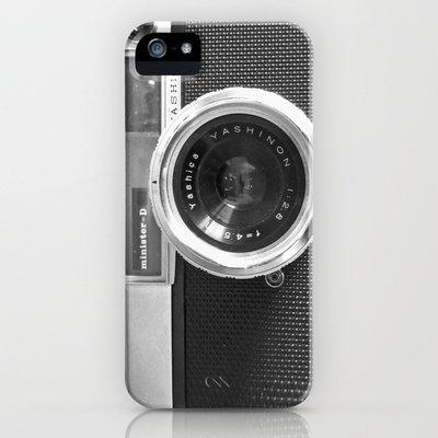 Society6/ソサエティシックス iphone5 ケース Camera Phone