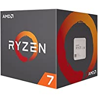 AMD RYZEN 7 1800X 8-Core 3.6 GHz AM4 Desktop Processor (YD180XBCAEWOF)